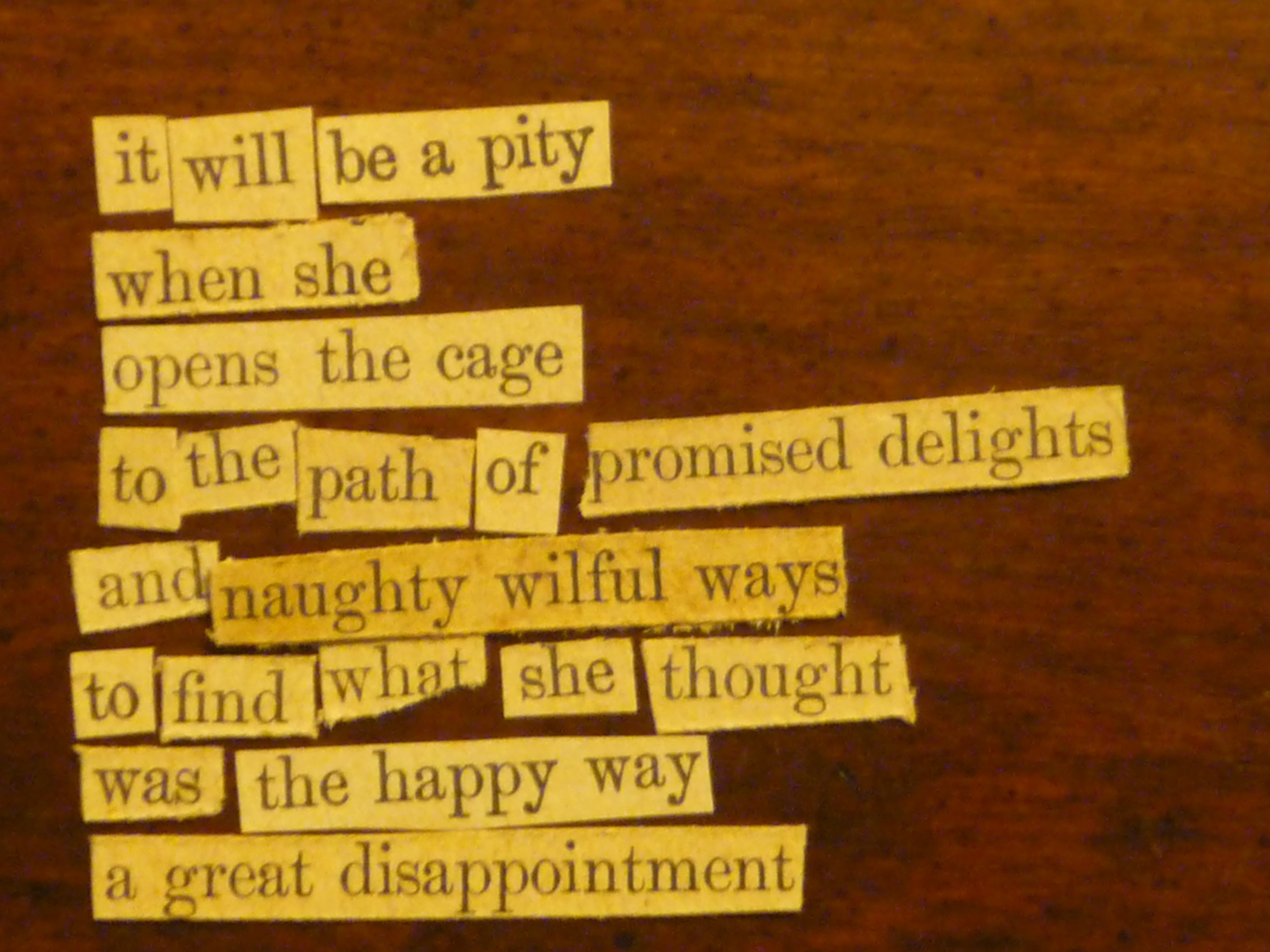 The Little Book Of Prompts Found Poems Page 1 Wattpad